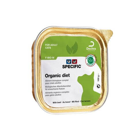 Specific Organic with Beef F-BIO-W