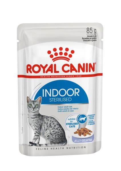 Royal Canin Indoor Gelée