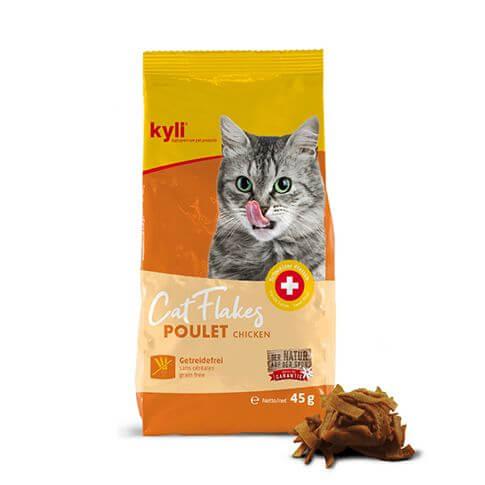kyli Cat Flakes Huhn
