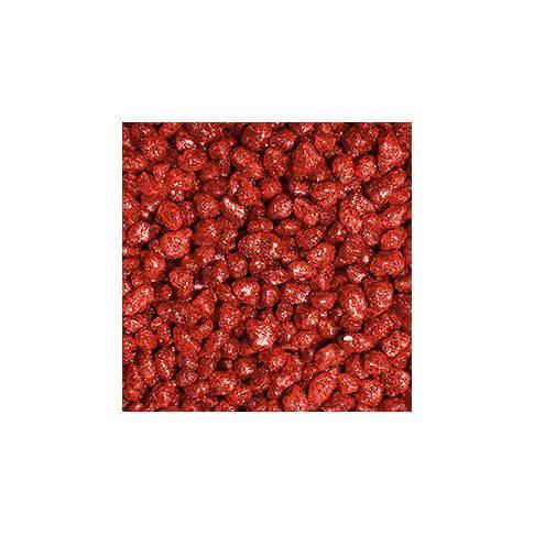 Amazonas Glitter Kies rot