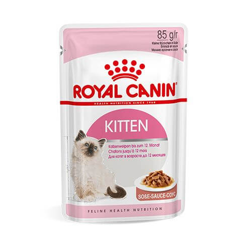 Royal Canin Kitten Sauce