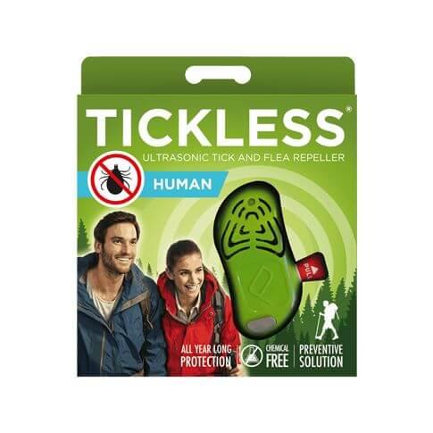 Tickless Human