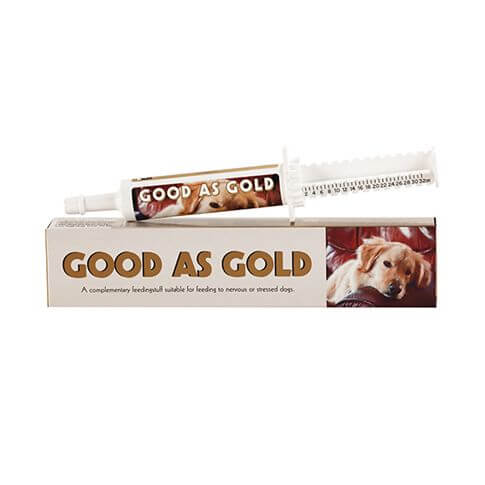 TRM Dog Good as Gold Paste