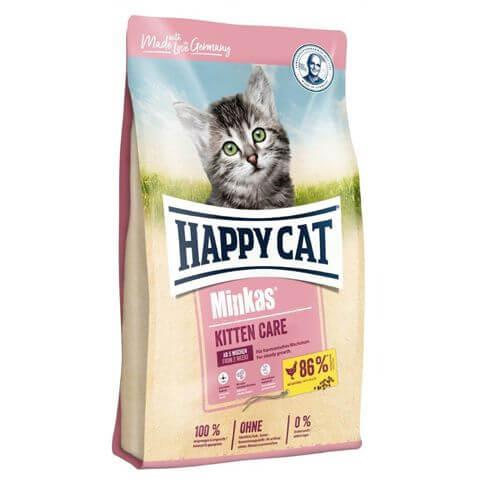 Happy Cat Minkas Kitten Care