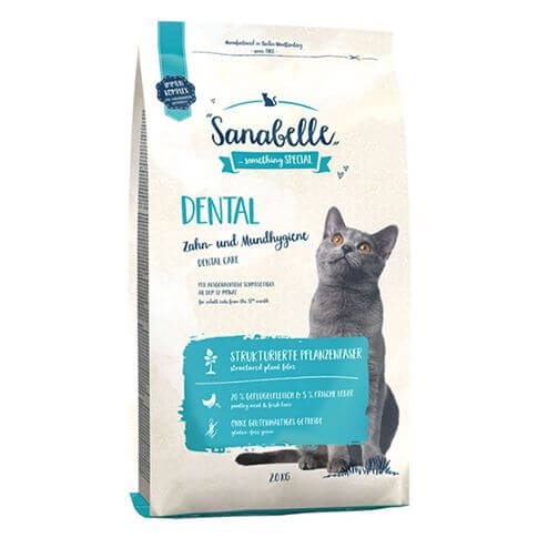 Cat Sanabelle Dental