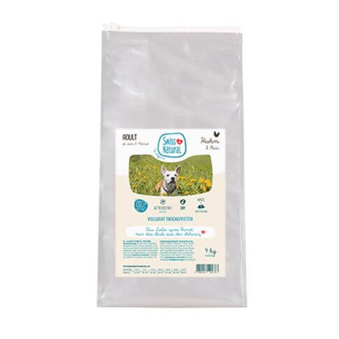 Swiss Natural Adult Huhn & Reis