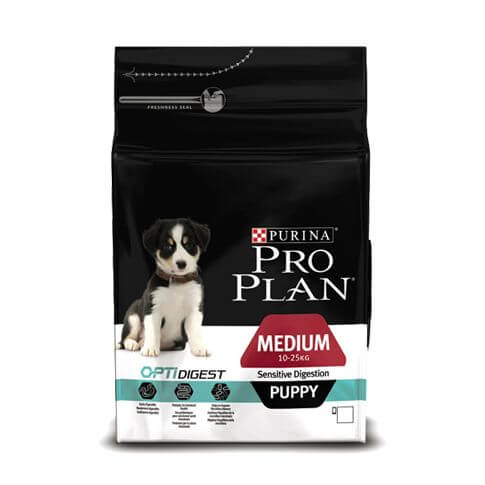 Pro Plan Medium Puppy Sensitive Digestion Lamb