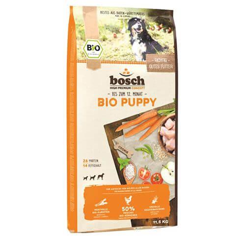 Bio Puppy Dog Hühnchen & Karotten