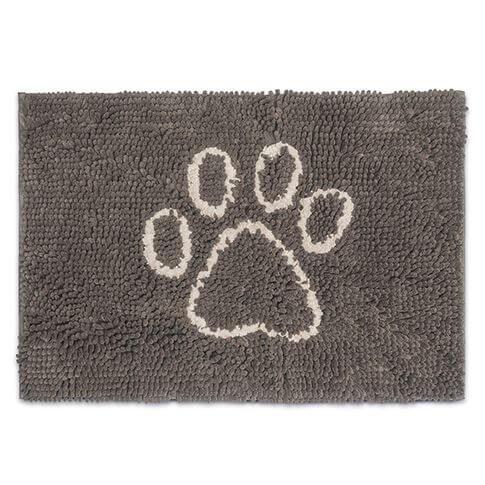 Dog Gone Smart Dirty Dog Doormat hellgrau