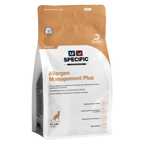 Specific Diet Allergy Management Plus FOD-HY