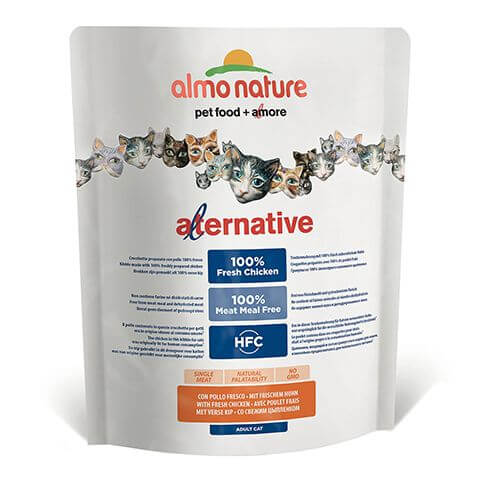 Almo Nature Alternative Cat Huhn & Reis