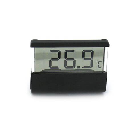 Amazonas Thermometer Digital Black