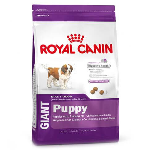 Royal Canin Dog Giant Puppy 4 kg