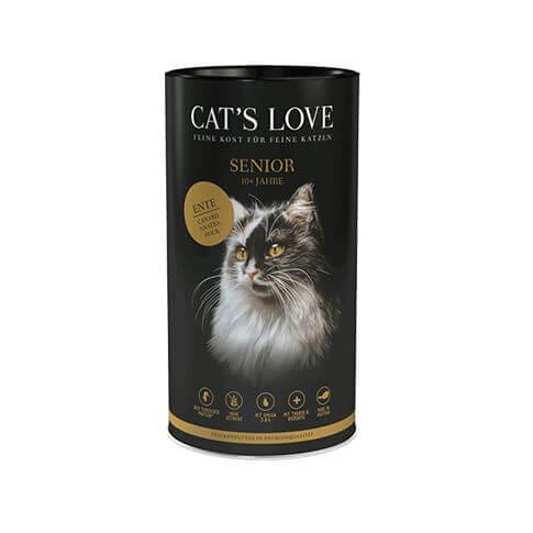 Cat's Love Senior Ente