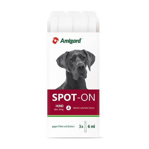 Spot-on Hund für Hunde ab 30 kg