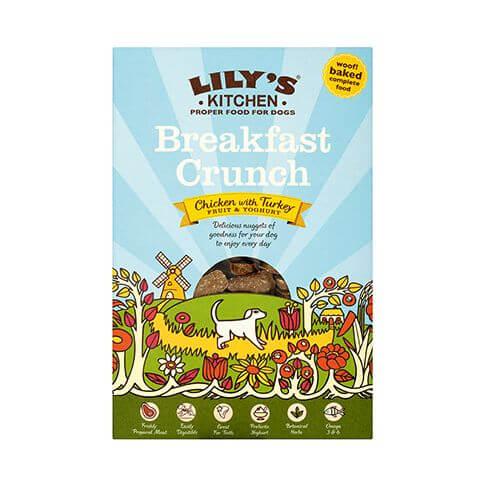 Lily's Frühstücks-Crunch