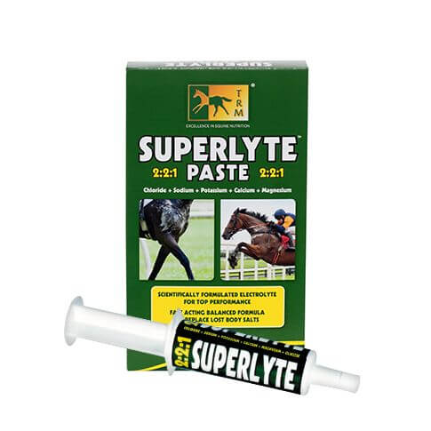TRM Superlyte 221 Syringe