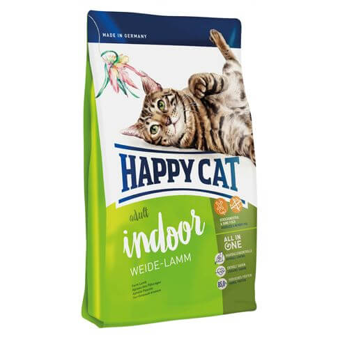 Happy Cat Supreme Adult Indoor Weide-Lamm