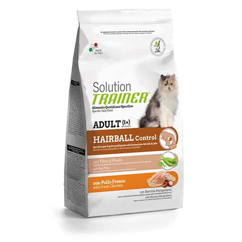Trainer Solution Hairball Control with Fresh Chicken