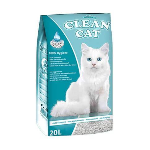 Katzenstreu Crystal Rocks Clean Cat