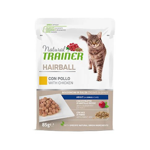 Specialities Cat Hairball Control mit Huhn