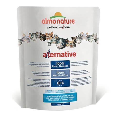 Almo Nature Alternative Cat Stör & Reis