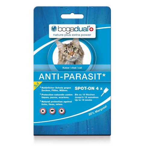 Bogadual® Antiparasit Spot-on Katze