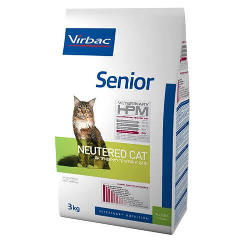 HPM Senior Cat Neutered