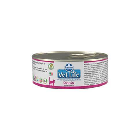 Feline Adult VetLife Struvite