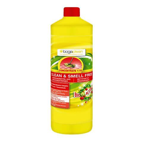 Bogaclean® Konzentrat Reinigungsmittel und Geruchsentferner