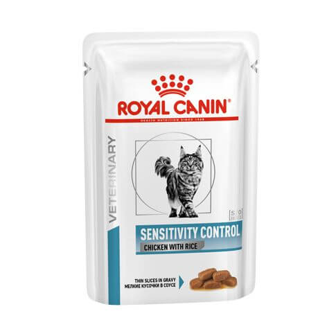 Royal Canin Cat Sensitivity Control Huhn&Reis