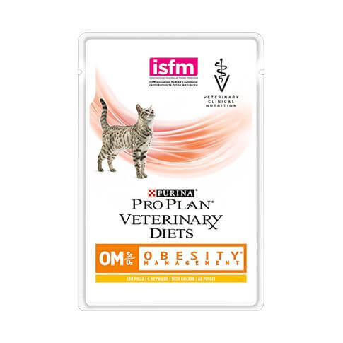 Feline OM St/Ox Obesity Huhn - Beutel