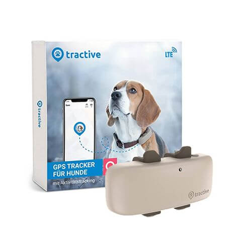 Tractive GPS Tracker LTE Hund
