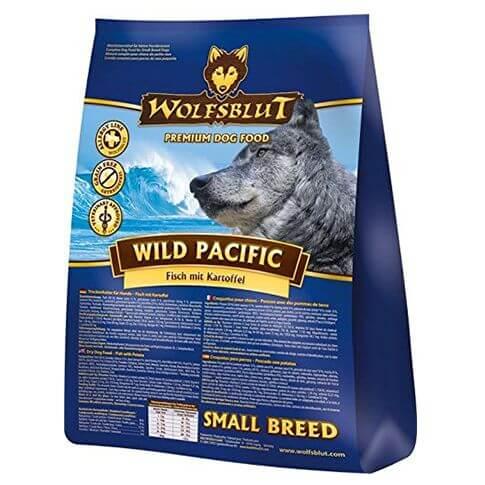 Wolfsblut Wild Pacific Small Breed Seefisch & Kartoffel