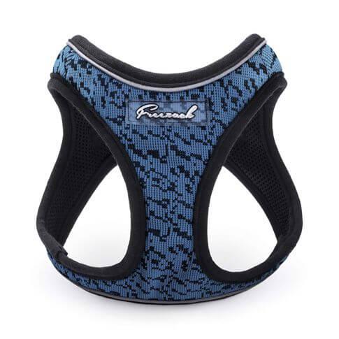 Freezack Hundegeschirr Fashion Soi blau