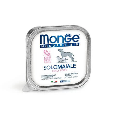 Monge Dog Monoprotein Paté Pork