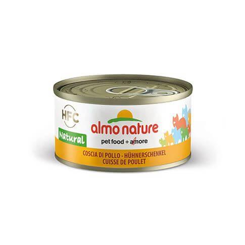 Almo Nature HFC Natural Hühnerschenkel