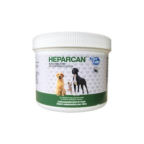 NutriLabs Heparcan 90 Tabletten