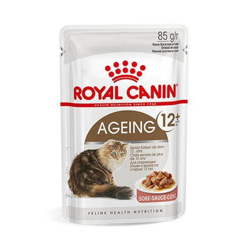 Royal Canin Cat Ageing 12+ Sauce