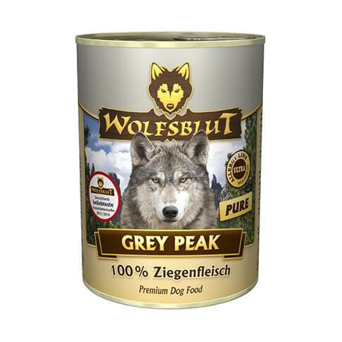 Wolfsblut Grey Peak Pure Ziege