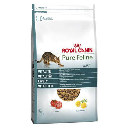 Royal Canin Cat N°3 Vitalität