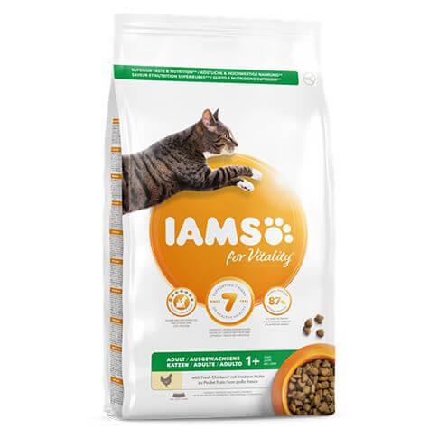 IAMS for Vitality Adult Chicken