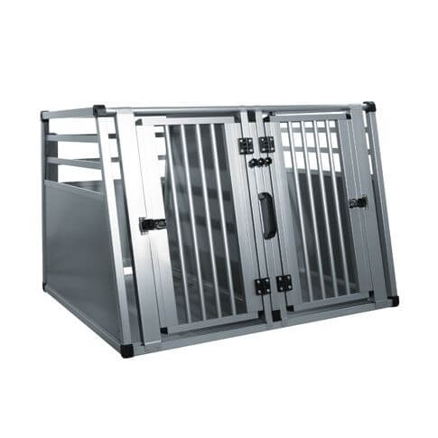 Hundebox Carbox 150 Twin-Deluxe