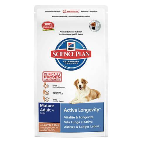 Canine Mature Adult Senior Lamm & Reis