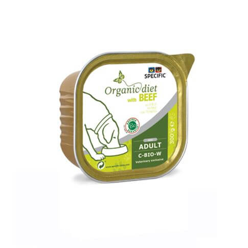 Specific Organic with Beef C-BIO-W