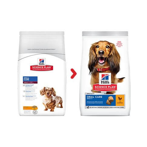 Hill's Canine Adult Oral Care Huhn