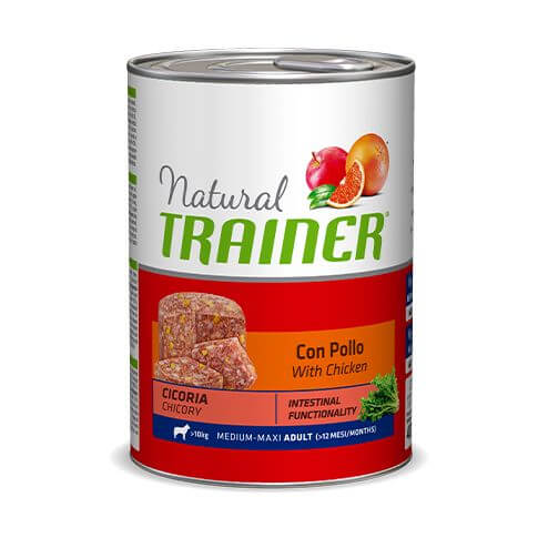 Trainer Natural Dog Adult Medium&Maxi with Chicken