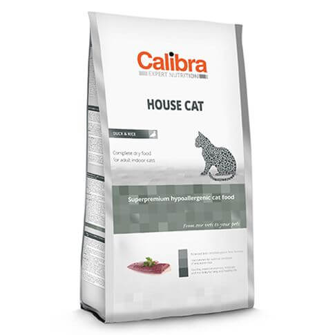 Superpremium Cat Adult Expert Nutrition Housecat Ente & Reis