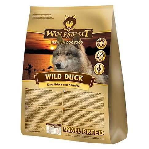 Wild Duck Small Breed Ente & Kartoffel