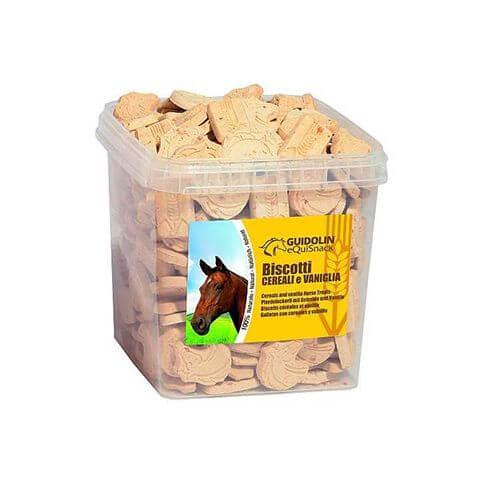 Vanille & Getreide Biscuits